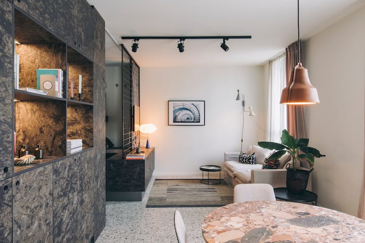 Fully furnished loft xl in the heart of Antwerp