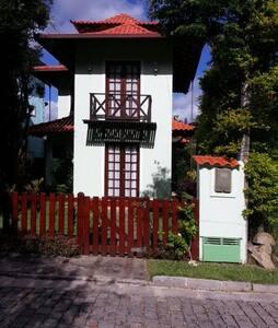 CASA ACONCHEGANTE EM VARGEM GRANDE TERESÓPOLIS - Casa