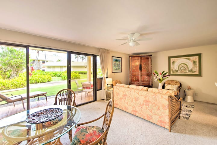 Kauai Beach Villa in Lihue w/Pools, Steps to Beach