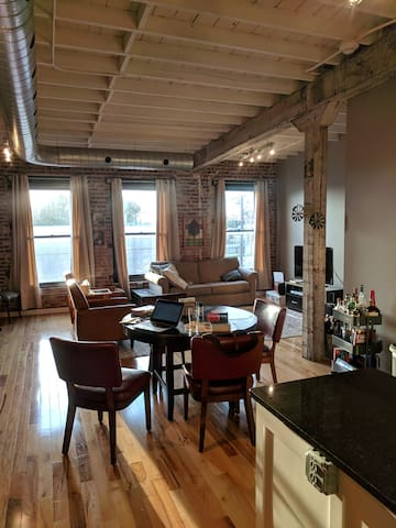 Premium Loft in Downtown Wichita
