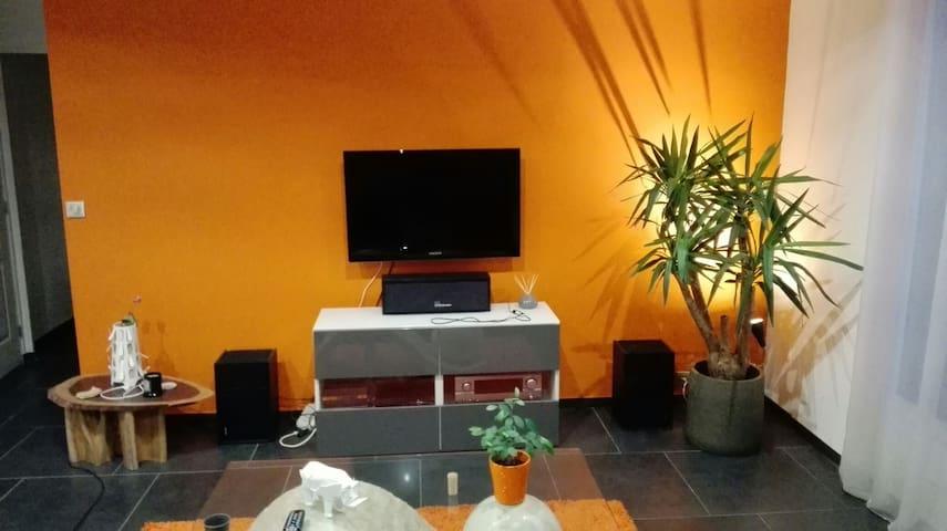 appartement bord du lac 91 - Viry-Châtillon - Apartament