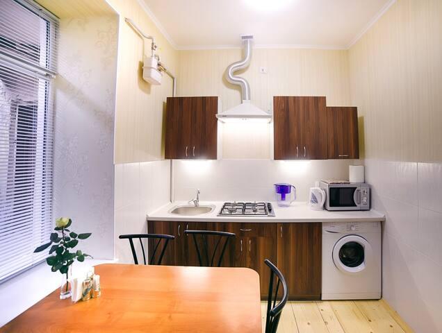Zamarstynivska Apartment - L'viv - Apartment