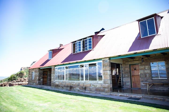 Boschfontein Mountain Lodge Unit 3