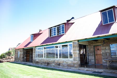 Boschfontein Mountain Lodge Unit 1