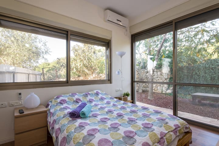 """Beit Nurit"" Galilee Quiet  Point near Carmiel 2 - Gilon - Apartamento"