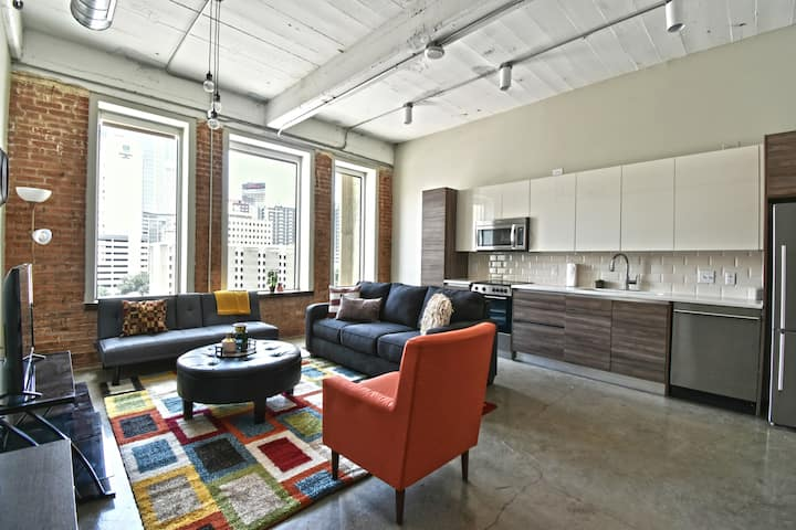 GA Living Suites | Butlers Brothers | Downtown DAL