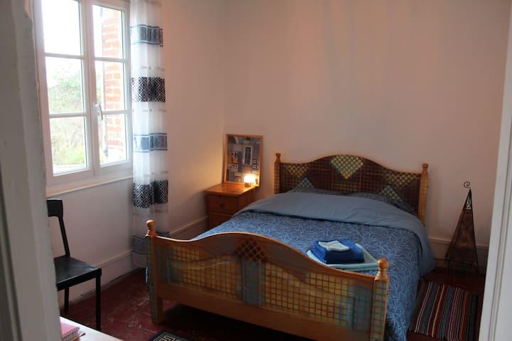 Jolie Chambre 15m2 dans charmante maison ancienne
