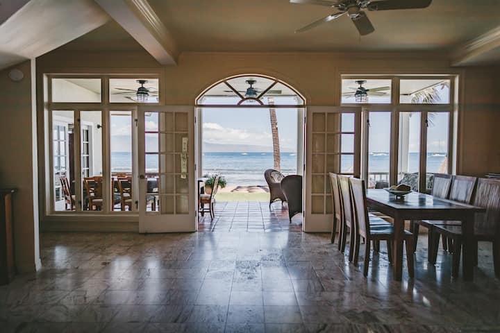 Seaside Safe Haven Estate Maui