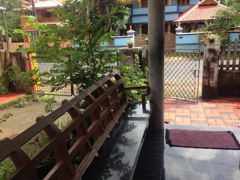 A Private Room: Dive To Rural Areas of Kerala