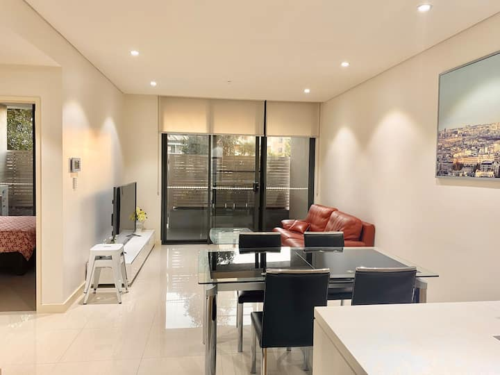 3 Cozy apt / Homebush / Olympic Park / 1.5 bedroom