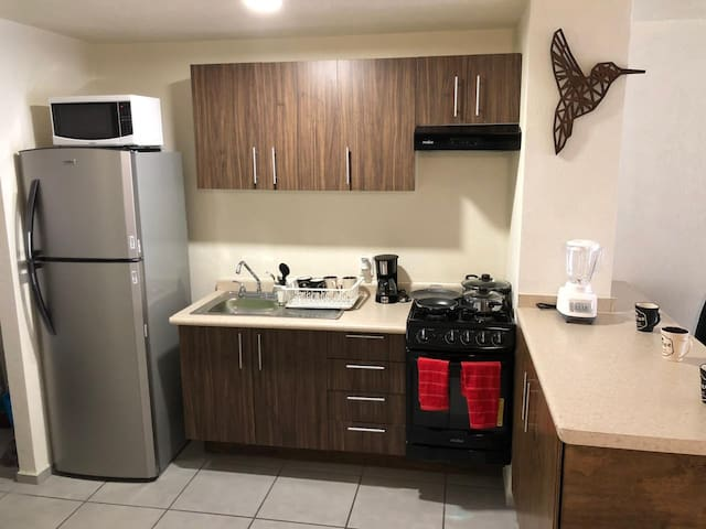 2br all new apartment w/AC parking and elevator