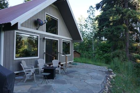 Cle Elum Cabin in 5ac Woods - Cle Elum - Hus