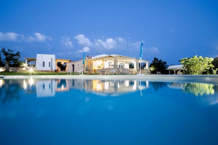Villa with pool at Suda Torre - Racale