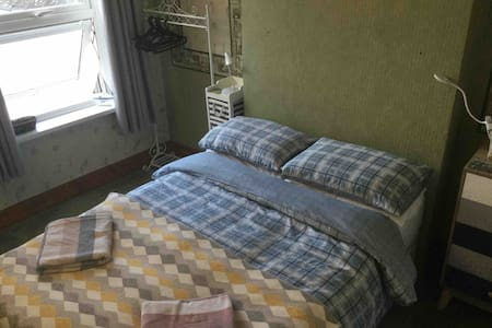 Cosy double room near to Chesil Cove beach