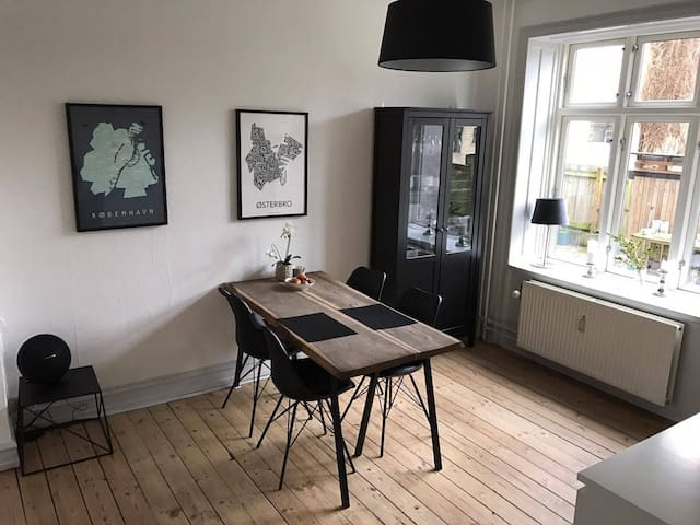 Charming apartment close to everything - Copenhaguen - Pis