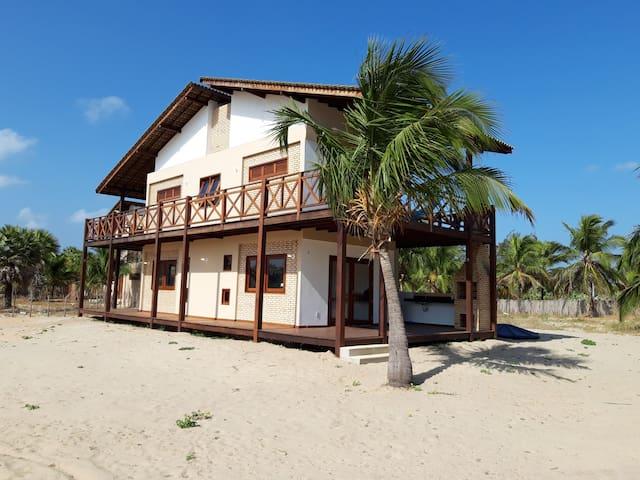 Beach House Barra Grande  -  with OCEAN VIEW