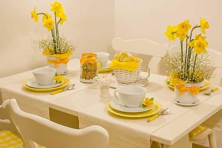 Casa accogliente nel centro storico di Sulmona - Sulmona - ที่พักพร้อมอาหารเช้า