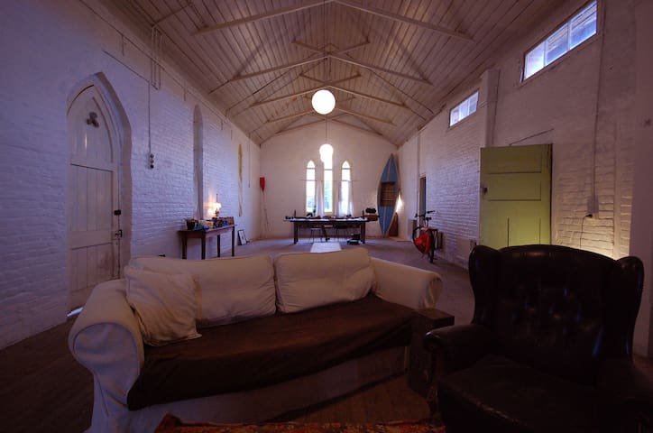 Historic Room in Old Parish Hall - Kelso - Rumah