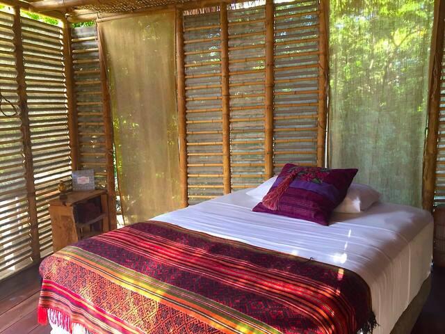 Enjoy the bamboo experience MIRZA - Tulum - Blockhütte