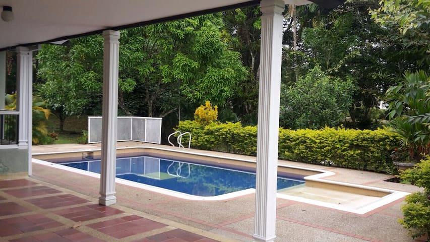 Casa de descanso - Villavicencio - Villavicencio - Huis