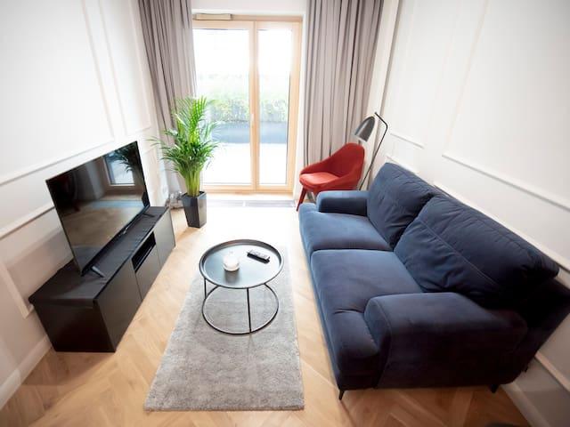 V.I.P. Apartments HOME&BUSINESS Mennica Residence