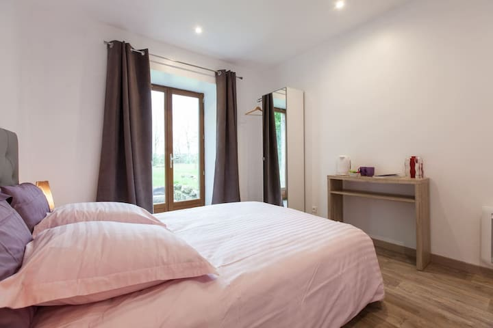 Chambre Charlotte - Les Iffs - Bed & Breakfast