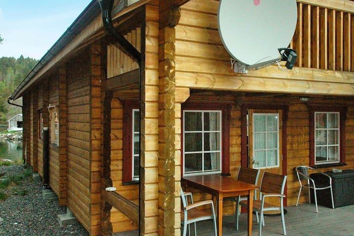5 persoons vakantie huis in VÅGLAND