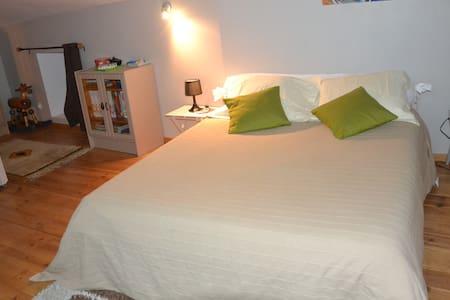 Chambre mansardée 20 m2 dans le Parc du Pilat 42 - Pavezin