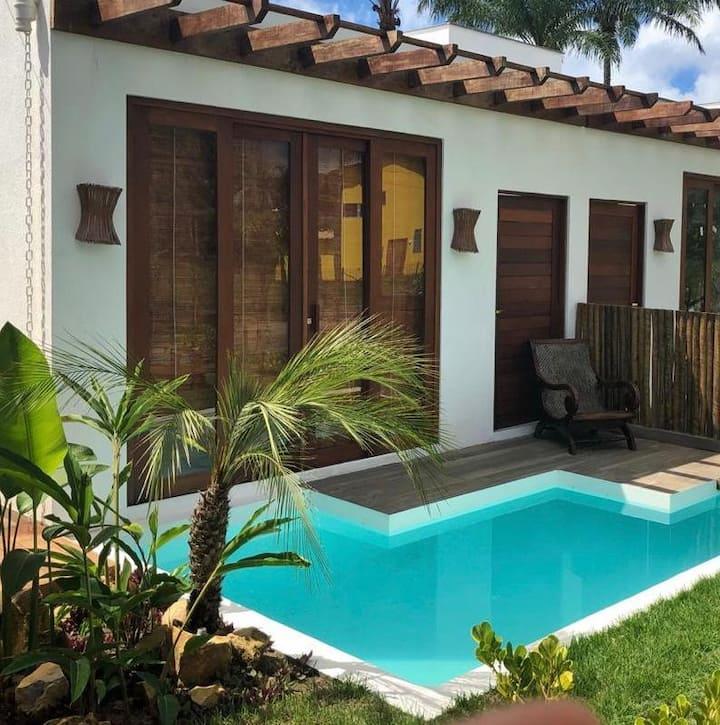 Casa de praia em Barra Grande, Marau-Bahia.