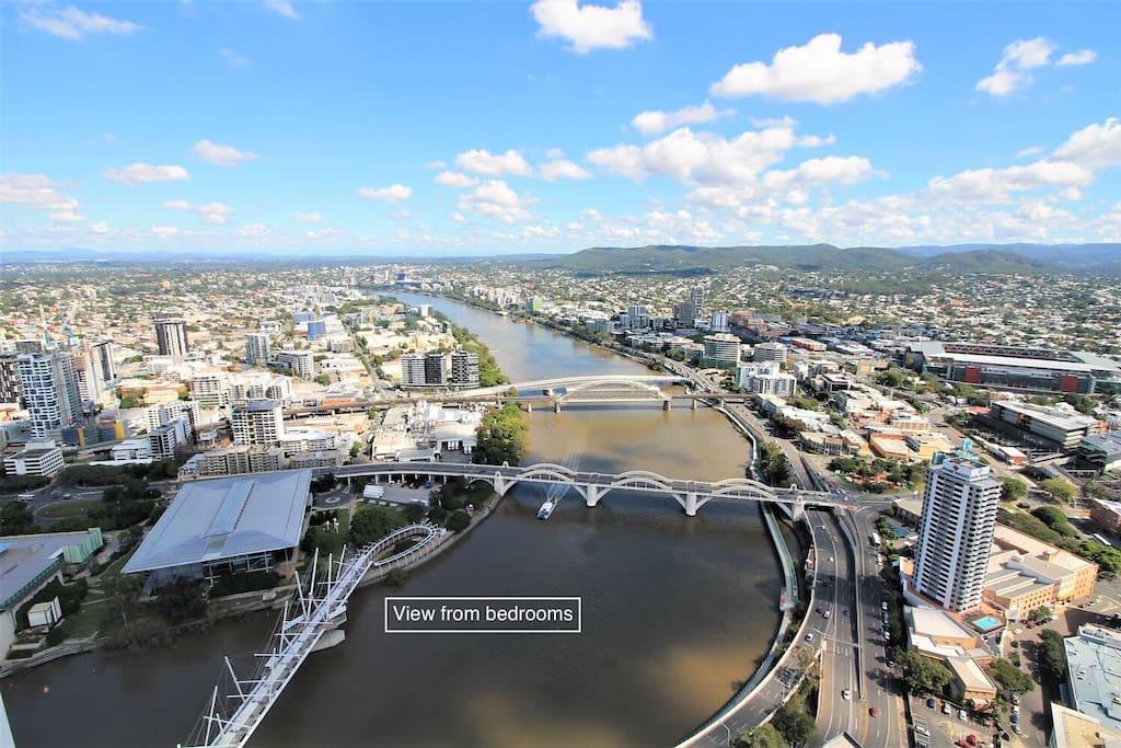 Cbd Level 52 Luxury 2br Unit River Views Carpark