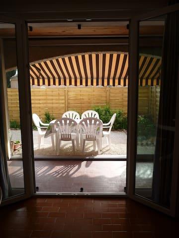 Chez Jeanne - Saint-Cyr-sur-Mer - Apartemen