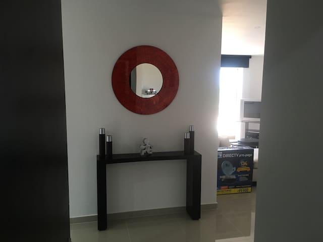 Confortable apartamento - Villavicencio - Leilighet