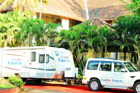 Our campervan is imported from USA. - Kochi - Camper/RV