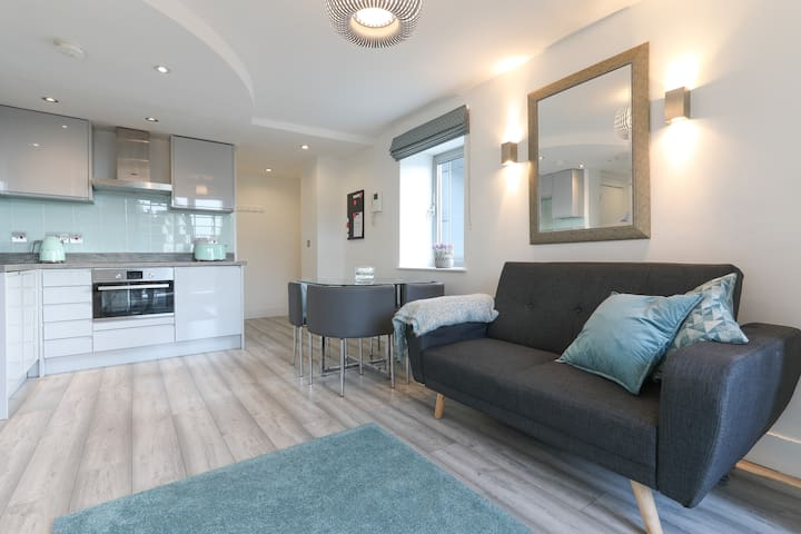 The 5 Minute Apartment Leeds!