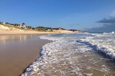 Flat Praia entre Natal e Pirangi - Loft