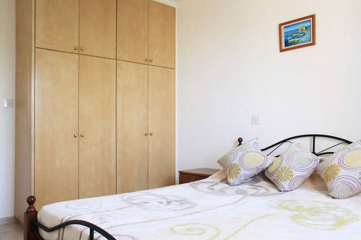 Couple's double with lovely pool - Paphos - Apartament