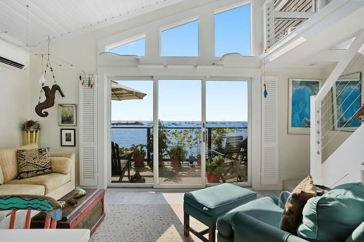Westend Waterfront Luxury Penthouse-Provincetown