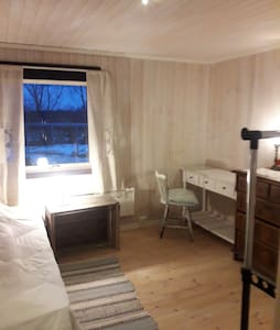 Cosy and private flat in georgeous surroundings