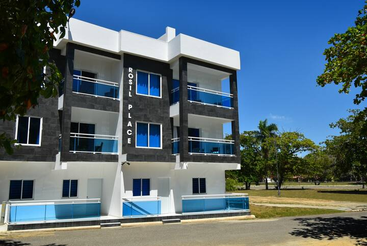Rosil Place, Exotic Beach Apartment #7