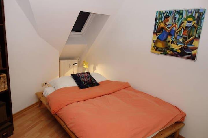 Zimmer in zentraler Lage - Nürnberg - Byt