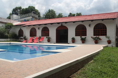 Private and comfortable property in Melgar