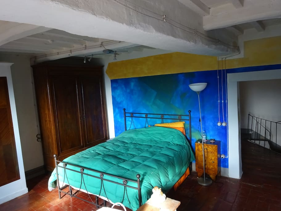 La camera da letto n. 1 (con bagno interno)