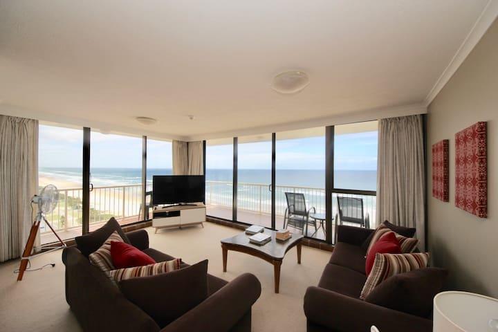 Beachfront Boulevard Towers Broadbeach #14