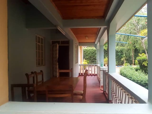 Convenient house to stay in Moshi town