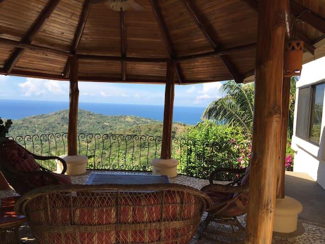 Casa Vista Del Mar, Carrillo Beach, Costa Rica. - Provincia de Guanacaste - Villa