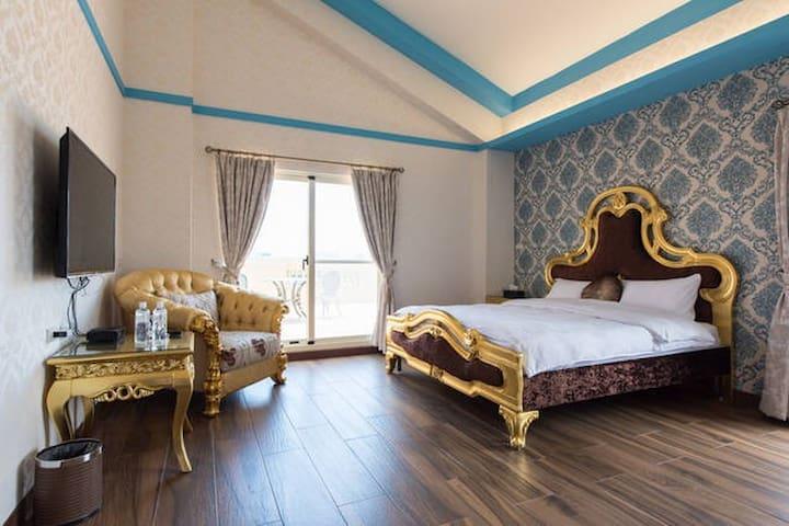 馬德里花園 - Room301 / 雙人房 - Yilan City - Villa