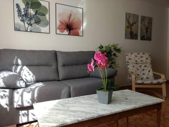 Apartamento amplio y céntrico en Molina de Aragón