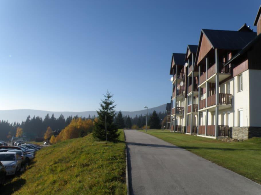 Apartments Horni Misecky