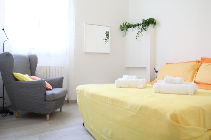 Casa con giardino, Porta al Prato centro Firenze