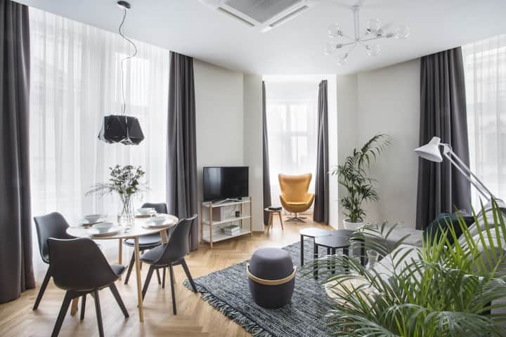 Graphite Apartment